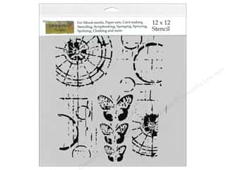 The Crafter's Workshop Template 12 x 12 in. Specimens