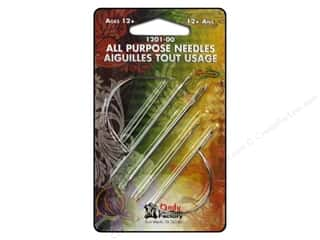 Tandy Leather All-Purpose Needle Pack 7 pc.