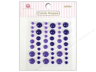 Queen & Company: Queen&Co Sticker Candy Shoppe Jellies Purple