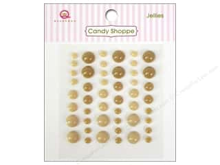 Queen & Company: Queen&Co Sticker Candy Shoppe Jellies Tan