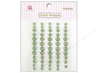 Queen & Company: Queen&Co Sticker Candy Shoppe Bubbles Green