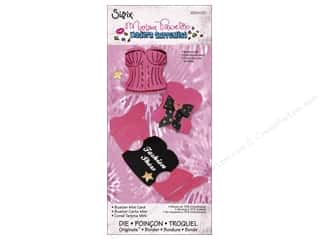 Sizzix Dies Original Mini Card Bustier by Marisa Pawelko