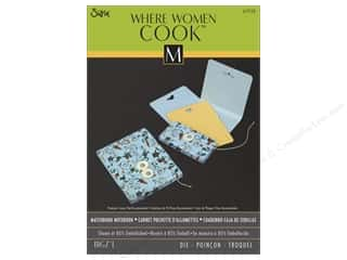 dies: Sizzix Bigz L Die Matchbook Notebook by Where Women Cook