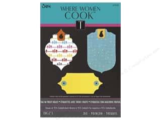 dies: Sizzix Bigz L Die Tags with Fruit Holes by Where Women Cook