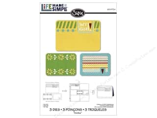 dies: Sizzix Thinlits Die Set 3 pc. My Girl