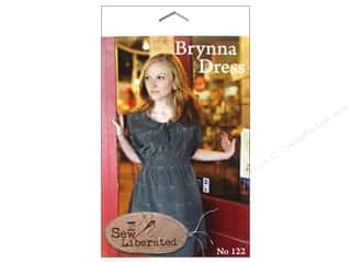 Wearables: Sew Liberated Brynna Dress Pattern