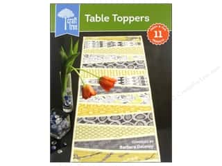 press accent: Interweave Press Craft Tree Table Toppers Book