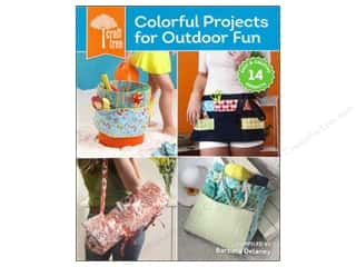 Clearance: Interweave Press Craft Tree Colorful Projects For Outdoor Fun Book