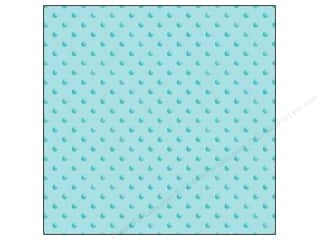 vellum: Doodlebug 12 x 12 in. Paper Vellum Sprinkles Swimming Pool (25 sheets)