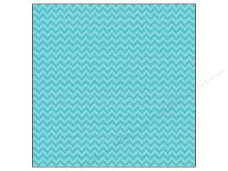 scrapbooking & paper crafts: Doodlebug 12 x 12 in. Paper Sugar Coated Chevron Swimming Pool (25 sheets)