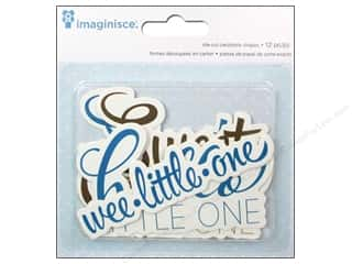Imaginisce: Imaginisce Die Cut My Baby Boy Phrases