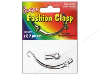 craft & hobbies: Pepperell Bungee Cord Fashion Clasp 1pc