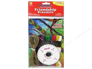beading & jewelry making supplies: Pepperell Activity Pack Rexlace Super Value Friendship