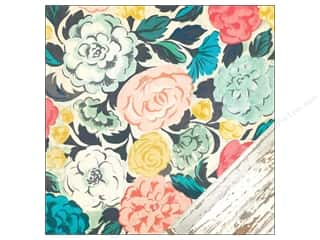 Crate Paper 12 x 12 in. Paper Maggie Holmes Styleboard Picket Fence
