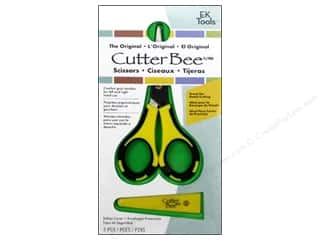 Scissors: EK Cutter Bee Scissors 5 in.