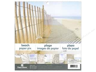 "Papers: Paper House Paper Pad 12"" Beach"