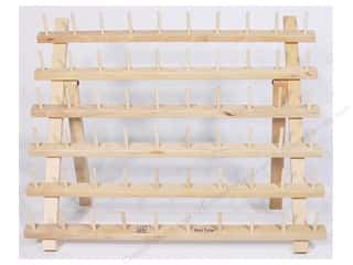 Weekly Specials Guidelines 4 Quilting Tools: June Tailor Mini-Mega-Rak II Thread Rack - 60 Peg with Legs