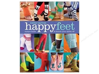 Spring Patterns: Sixth & Spring Happy Feet Book
