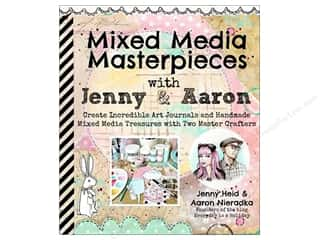 mixed media: Page Street Publishing Mixed Media Masterpieces Book