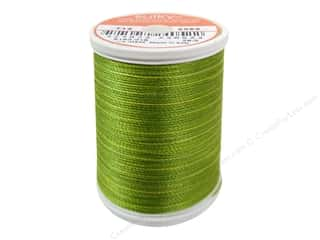 Sulky Blendables Cotton Thread 12 wt. 330 yd. #4052 Lime Batik