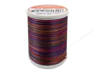 Sulky Blendables Cotton Thread 12 wt. 330 yd. #4054 Royal Sampler