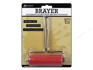 burlap: Ranger Brayer 3 5/16 in. Medium