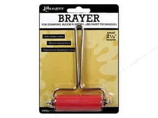 scrapbooking & paper crafts: Ranger Brayer 2 1/4 in. Small