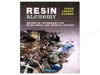 resin: Interweave Press Resin Alchemy Innovative Techniques Book