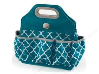 Clearance: We R Memory Keepers Crafter's Tote Bag Aqua