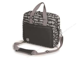 Brandtastic Sale We R Memory Keepers: We R Memory Bag Shoulder Charcoal