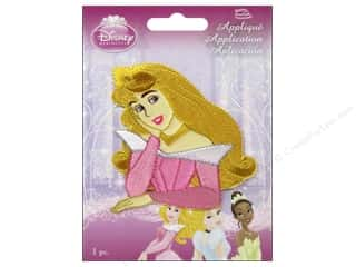 Simplicity Disney Iron On Appliques Small Aurora