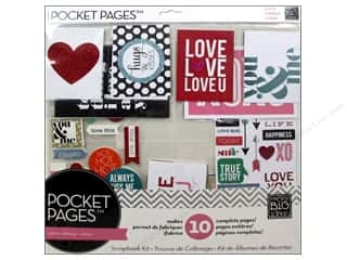"""Mothers Day Gift Ideas: Me&My Big Ideas Page Kit 12""""x 12"""" Pocket Pages Love Love"""