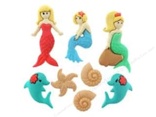 craft & hobbies: Jesse James Dress It Up Embellishments Splish Splash