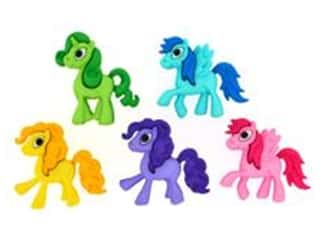 craft & hobbies: Jesse James Dress It Up Embellishments Pony Parade