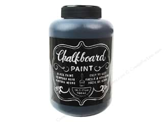 craft & hobbies: American Crafts DIY Shop Chalkboard Paint 16 1/2 oz. Black