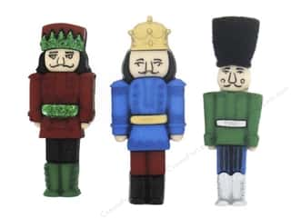 christmas embellishment: Jesse James Embellishments Nutcrackers
