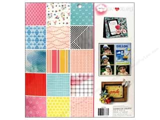 Scrapbooking & Paper Crafts  Papers : American Crafts Paper Pad 12 x 12 in. Dear Lizzy Daydreamer