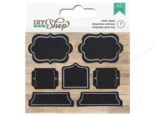 American Crafts: American Crafts Stickers DIY Shop Chalkboard Labels