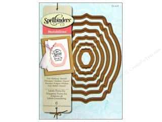 die cutting machines: Spellbinders Nestabilities Die Labels Thirty Six