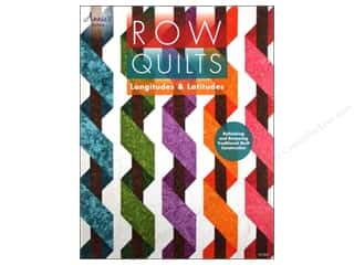 Quilting: Annie's Row Quilts Book