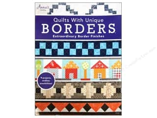Quilting: Annie's Quilts With Unique Borders Book