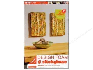 "craft & hobbies: Fairfield Design Foam 12""x 18""x 2"" 2pc"