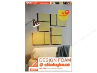 "Fairfield Design Foam 12""x 18""x 1"" 4pc"