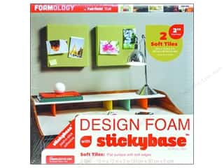 "craft & hobbies: Fairfield Design Foam 12""x 12""x 2"" 2pc"
