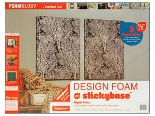 "Fairfield Design Foam Rigid 24""x 18""x .5"" 2pc"