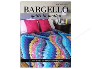 C&T Publishing Bargello Quilts In Motion Book by Ruth Ann Berry