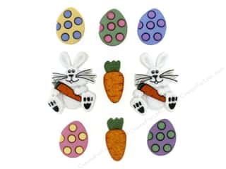 Jesse James Dress It Up Embellishments Easter Egg Hunt