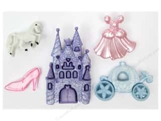 craft & hobbies: Jesse James Dress It Up Embellishments Happily Ever After
