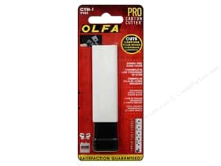 Crafts knife: Olfa Carton Cutter (24 pieces)