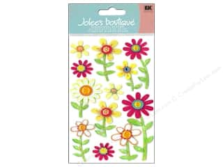 scrapbooking & paper crafts: Jolee's Boutique Stickers Large Daisy Repeats